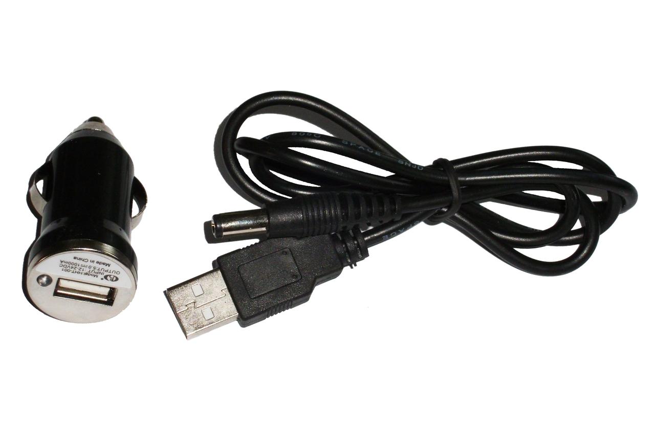 USB Kabel / Ladegerät für Opis 60s mobile 12V/24V 1000mA Universal Auto Adapter