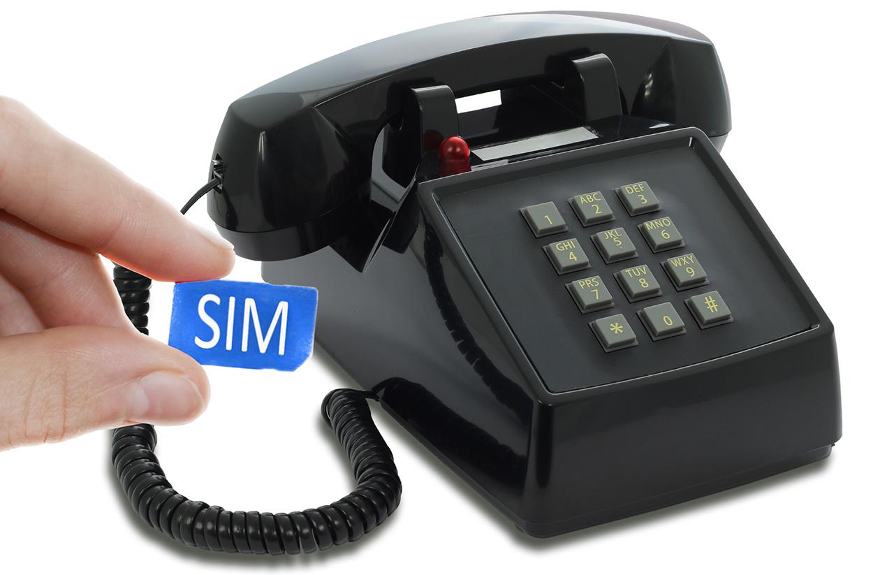 Tischhandy Opis PushMeFon mobile Retro Vintage Design GSM Telefon schwarz | Maßstab ist der Grundstein, Qualität ist Säulenbalken, Preis ist Leiter  | Deutsche Outlets  | Preisreduktion